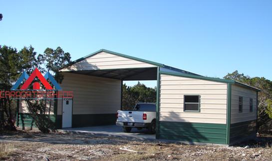 Custom Seneca Barn