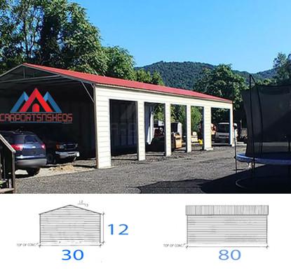 Custom Multy Car Garage