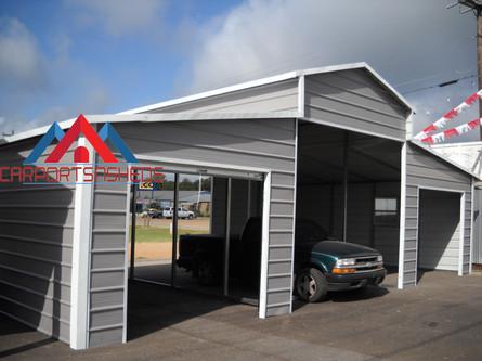 Custom Open Barn