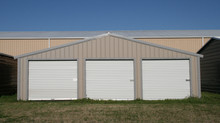 Traditional Garages vs. Custom Metal Garages