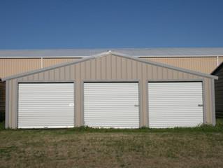Traditional Garages vs. Custom Metal Garages