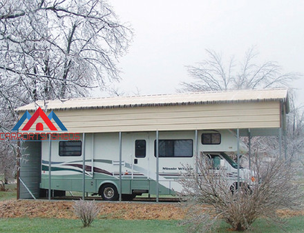 Vertical RV Cover