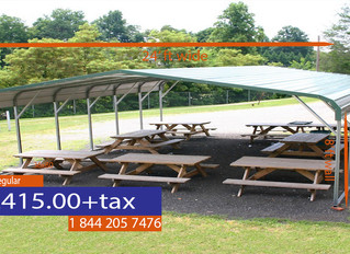 What to do when purchasing a carport!