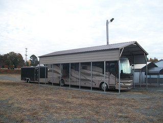 Make sure your RV and Carport