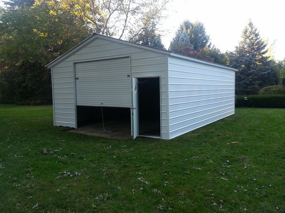 How To Insulate Your Metal Shed This Winter