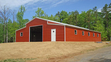 Are Metal Agricultural Barns Suitable For Livestock?