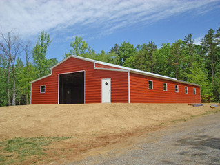 Why Metal Barns are better than traditional ones