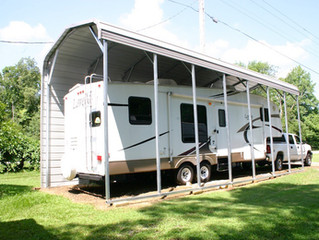 Tips To Purchase a Metal RV Carport for Your RV