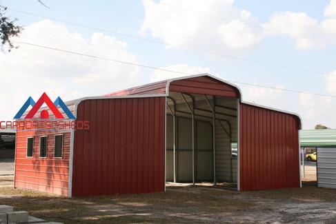 Regular Style Horse Barn