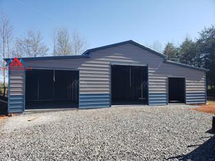 50x30x14 Meatl Barn