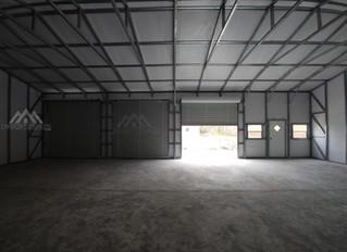 Prefab Metal Garage Frame