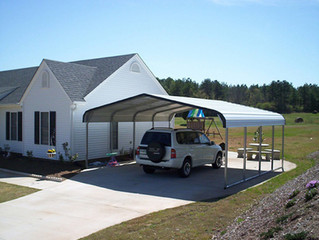 How Does A Metal Carport Impact Value Of My Home?