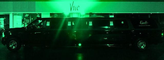 Limo Excursion dayton Strip Gentlemans club hummer party bus