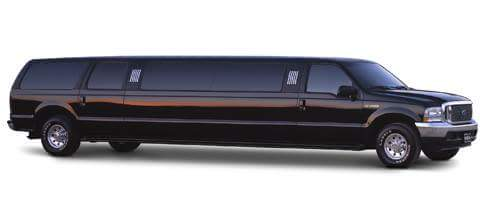 12 Passenger Excursion Limousine