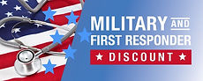 Military and first responder discount limousine Dayton