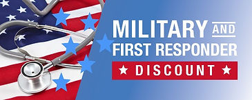 Military and first responder discount dayton limo rental