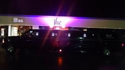 Limo at Vue Nightclub