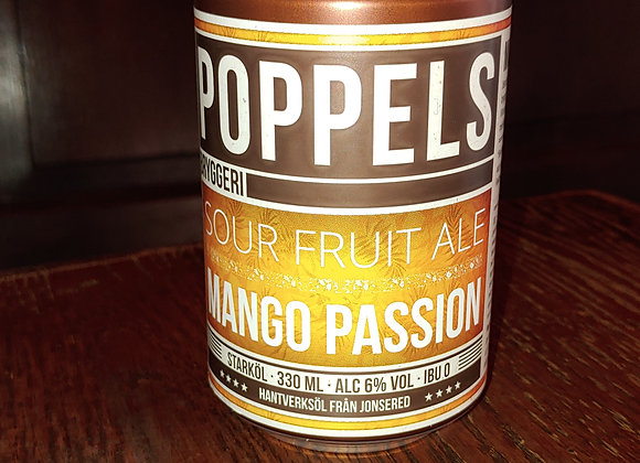Mango Passion (Sour Fruit Ale,6%)