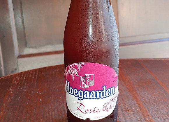 Hoegaarden Rosé (Fruitbier, 3%)