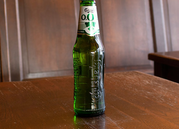 Carlsberg 0,0% (Alcoholvrije pils)