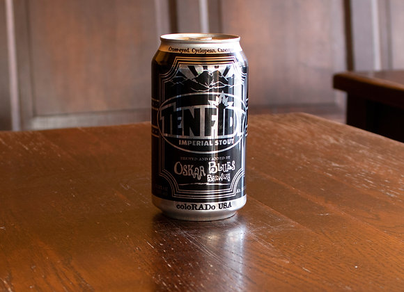 Ten Fidy (Imperial stout, 10,5%)