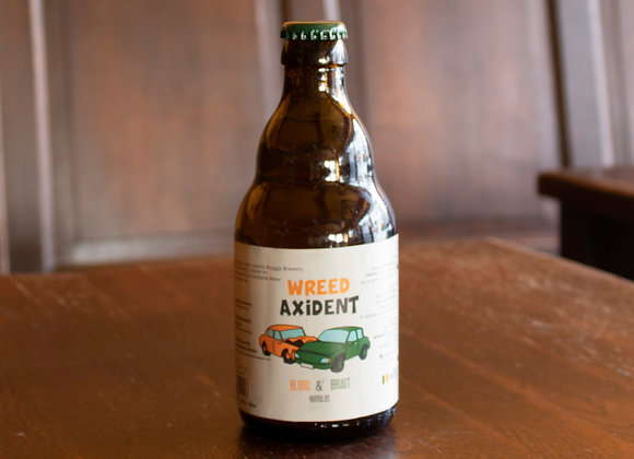 Wreed Axident (Blond, 8,5%)