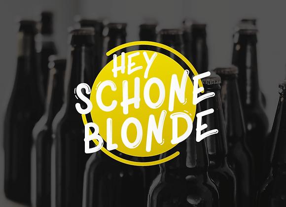 Hey schone blonde (M/V/X)