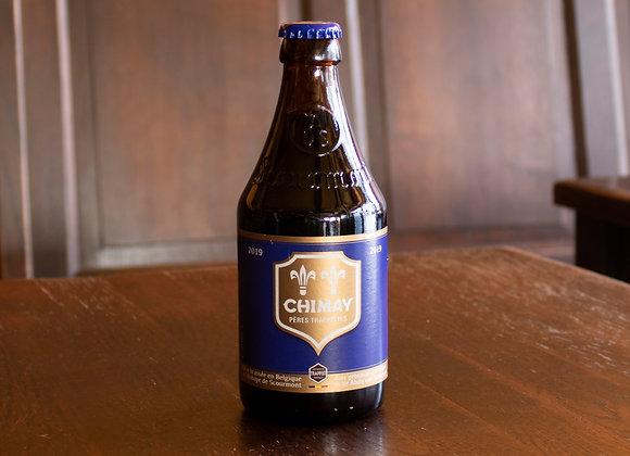 Chimay blauw (Bruin, 9,0%)