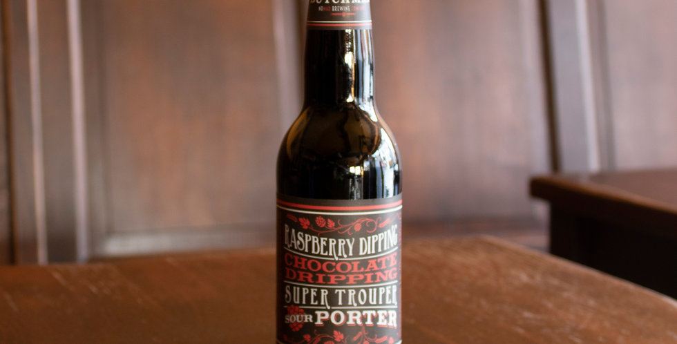 Raspberry Dipping Chocolate Dripping Super Trooper Porter (porter, 7,0%)