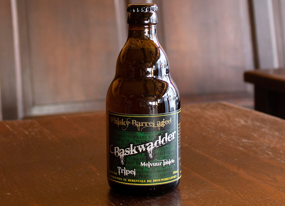 Baskwadder Tripel Whisky BA (Tripel BA, 10,5%)