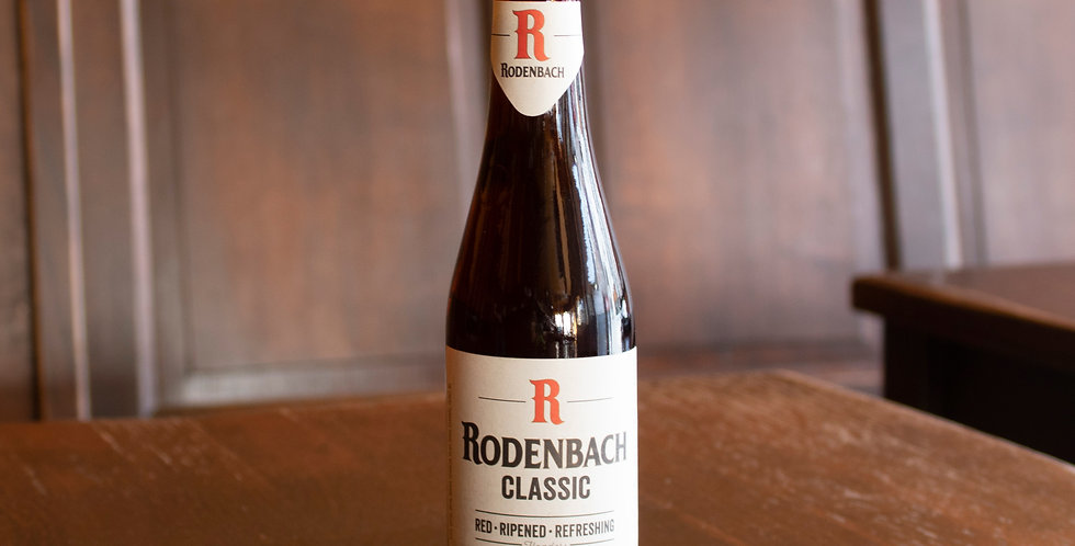 Rodenbach (rood amber, 5.2%)
