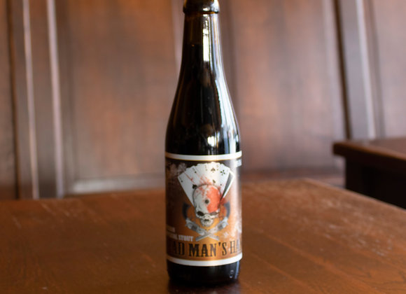 Dead Man's Hand (Russian Imperial Stout, 10,0%)