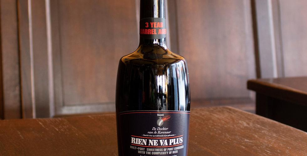 Rien Ne Va Plus (Barley Wine, 50cl, 19%)
