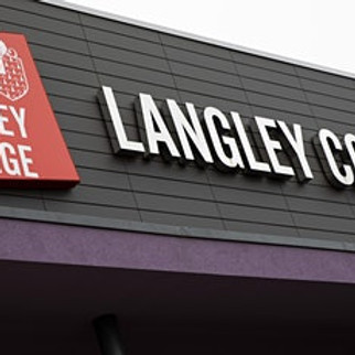 New Sessions at Langley College