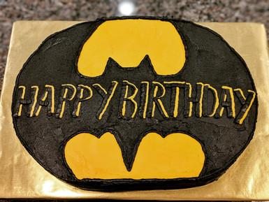 Holy Cake, Batman!