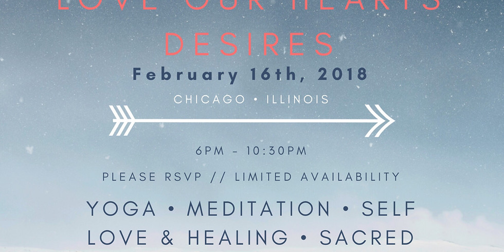 Love Our Hearts Desires Ceremony