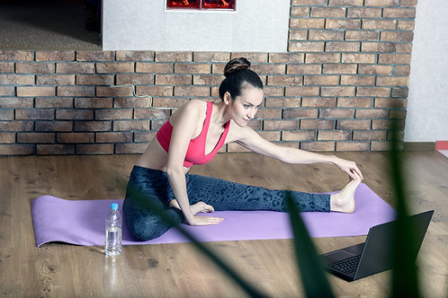 Individual Yoga Class