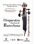 Cartell generic Orquestra Barroca.webp
