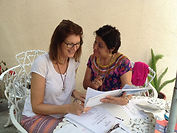 Rachel spanish lessons in Mexico