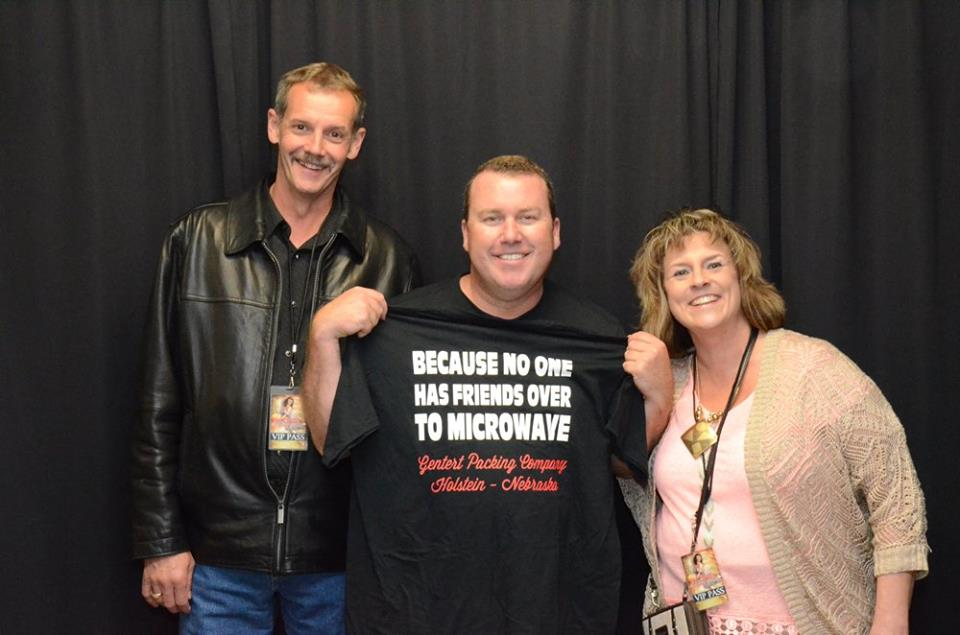 Mark & Belinda w/ Rodney Carrington