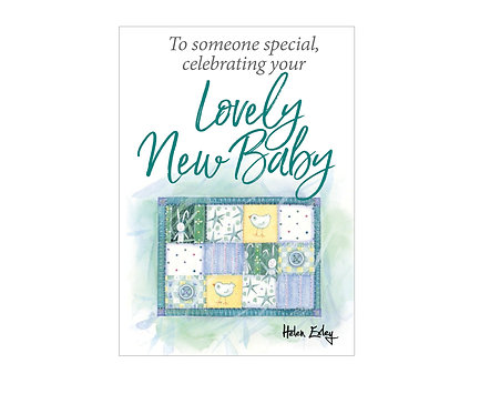 To someone special celebrating your New Baby