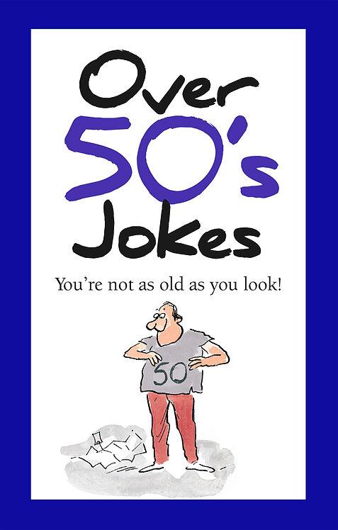 Over 50's Jokes