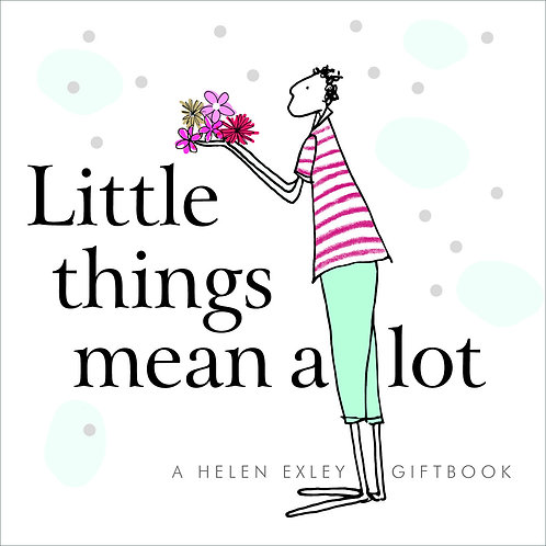 Little things mean a lot - CG
