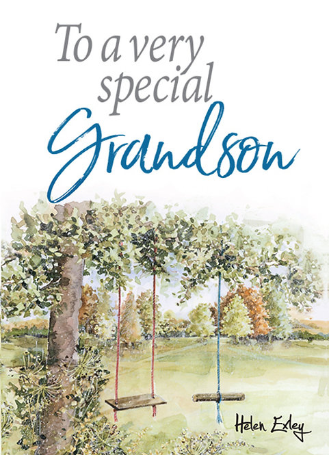 To A Very Special Grandson - TGTK