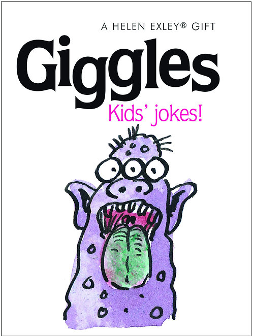 Giggles Kids' Jokes! - Treasures series