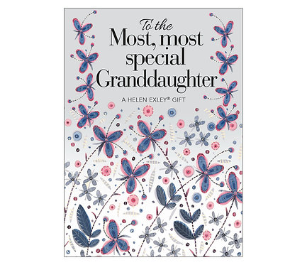 To the Most most special Granddaughter