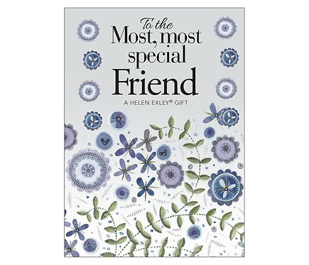 To The Most Most Special Friend