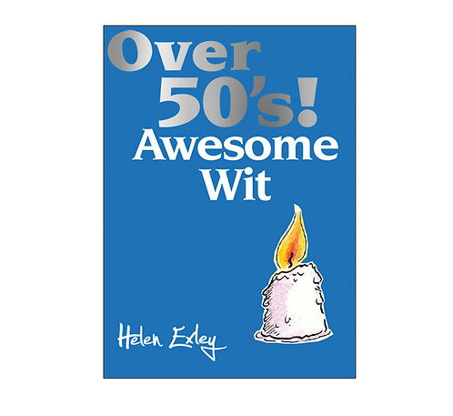 Over 50's Awesome Wit