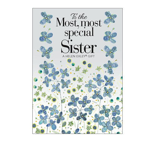 To The Most most special Sister