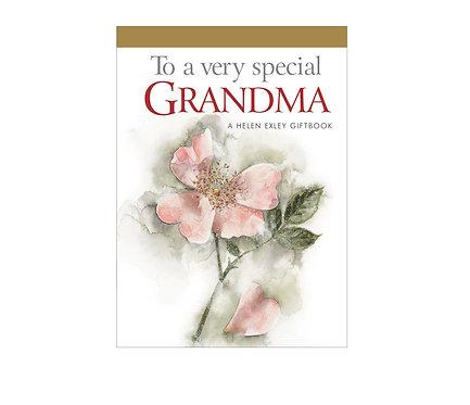 To A Very Special Grandma